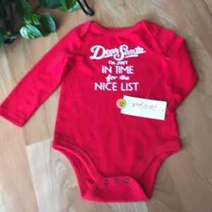 Cat & Jack Outfit 12m